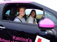 Under 17s Driving Training